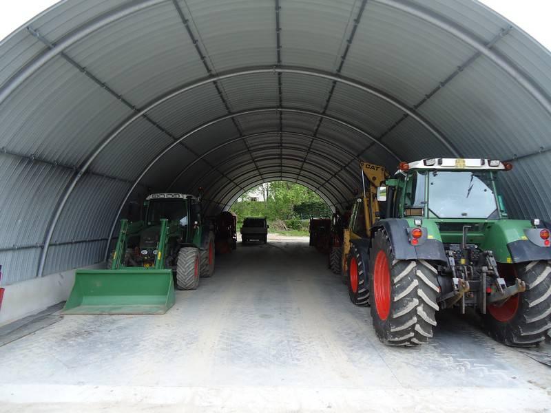 Coperture agricole Agri coperture per macchine e animali d'allevamento