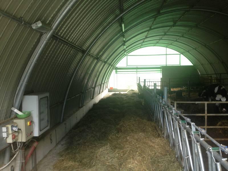 Hangar E Tunnel Agricoli Copre Srl